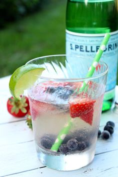 Skinny Summer Cocktail 5