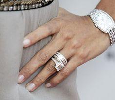 Eva Longoria.....um...send those my way,. Expensive Engagement RingsCool ...