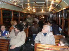 Tranvía Histórico de Buenos Aires | Salidas en Buenos Aires | Buenos Aires Hostels Argentina