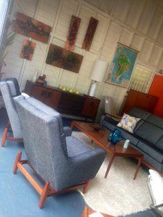My new lounge suite - Wrightbilt