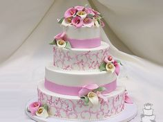 Love calla lillies - from Dessert Works