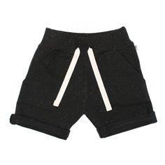 Pocket Shorts Reza Black Sprinkles