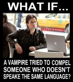 the vampire diaries meme - Pesquisa do Google