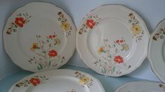 Alfred Meakin Marigold by on Etsy Art Deco Cake, Alfred Meakin, Wedding Plates, Afternoon Tea Parties, China Art, Cake Plates, Marigold, Cottage Chic, Etsy Store
