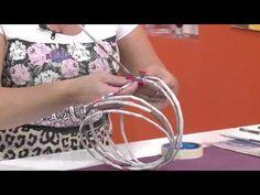 Canasta frutera en cestería -Silvina Buquete- - YouTube