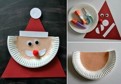 Nikolaus tinker with children – simple Christmas crafts with instructions … - Diy Crafting Easy Christmas Crafts, Christmas Art, Christmas Themes, Simple Christmas, Diy For Kids, Crafts For Kids, Arts And Crafts, Paper Crafts, Coloring Pages For Grown Ups