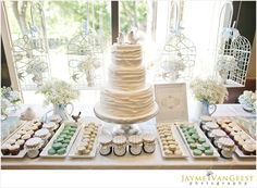 Why not go a whole host of cake selections for your next baby shower or birthday party. Vintage Dessert Tables, Next Wedding, Wedding Ideas, Best Sweets, Cupcake Display, Toronto Wedding Photographer, Candy Table, Dessert Bars, Let Them Eat Cake