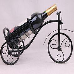 affichage+en+acier+de+design+vintage+barre+de+décor+de+casier+à+vin+porte-bouteille+–+EUR+€+20.69