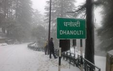 Dhanaulti – Uttarakhand