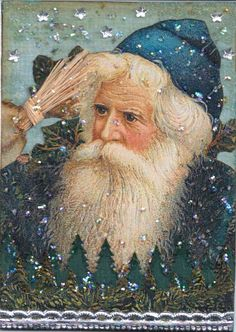 santa | Another Year-Another Vintage Santa