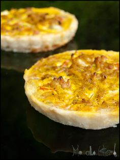 Indian food - Quiche