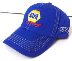 NAPA AUTO PARTS RACING HAT Blue/Yellow NHRA Don Schumacher RON CAPPS Men/Women #Napa