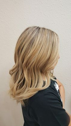 Blonde with dimensions  Highlights
