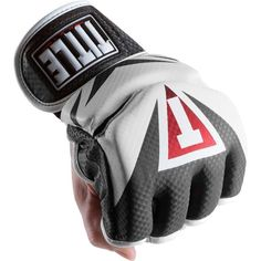 Title Boxing MMA Command Pro Fight Gloves, Black