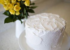 Fluffy Boiled Icing Recipe