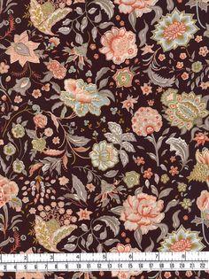 Liberty Tana Lawn Junya Shirako Fabric Fat Quarter.  Gasp!