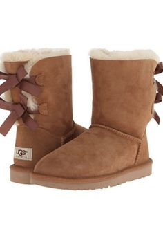 UGG Bailey Bow - don't care too much for the original ugg boots but these  are very cute