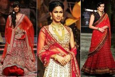 Best Ways for Dusky Brides to Flaunt the Right Colours - BollywoodShaadis.com