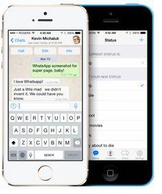 come spiare whatsapp di un iphone