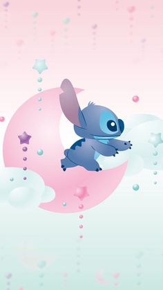 Wallpapers fofos para celular - sweet magic lilo and stitch, stitch and angel, cute Disney Stitch, Lilo Stitch, Cute Stitch, Stitch Cartoon, Trendy Wallpaper, Cute Wallpaper Backgrounds, Tumblr Wallpaper, Cute Wallpapers, Beautiful Wallpaper