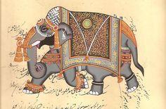 vintage elephants