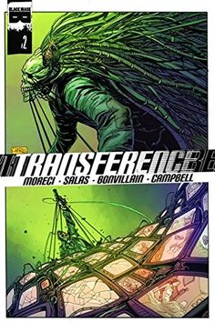 Comic Book Review: Transference #2 - Bounding Into Comics