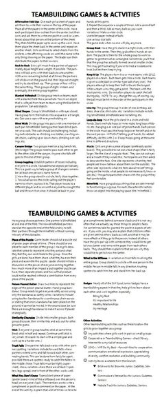 Group Games For Kids Teamwork Team Building Exercises 56 Super Ideas Leadership Activities, Team Activities, Physical Activities, Movement Activities, Student Leadership, Bonding Activities, Grammar Activities, Leadership Coaching, Leadership Development