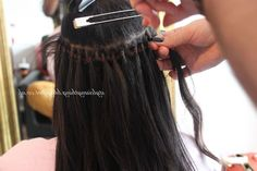 My real hair is relaxed so if you are thinking of getting this