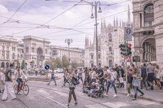 24h à Milan - Piazza del Duomo