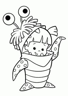 Monsters inc coloring pages. Disney coloring pages. Coloring pages for kids. Thousands of free printable coloring pages for kids! Shopkin Coloring Pages, Toy Story Coloring Pages, Monster Coloring Pages, Cute Coloring Pages, Cartoon Coloring Pages, Disney Coloring Pages, Free Printable Coloring Pages, Coloring Books, Free Coloring