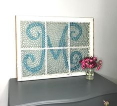 Grout-less Mosaic-Inspired Window | Hometalk