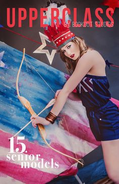 Julianna Kendall Senior Model Magazine Cover Contest - Bookout Studios Blog - Senior pictures