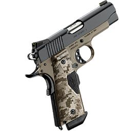The Kimber Pro Covert II - out of the box tactical readiness.