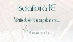 Isolation à 1€, véritable bon plan ou...