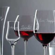 Leonardo wine glass architecture of the wine glass Tulip red wine ciao