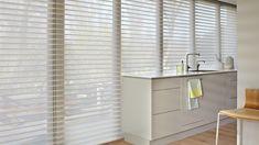 Disponible en @latorredecora y http://latorredecoracion.com/ Get inspired by Luxflex window decoration. Cortinas Silhouette® - 75 mm