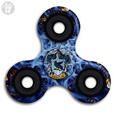 Harry Potter Ravenclaw Tri-Spinner Fidget Toy Hand Spinner Camouflage, Stress Reducer Relieve Anxiety And Boredom - Fidget spinner (*Amazon Partner-Link)