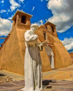 Rancho De Taos, New Mexico