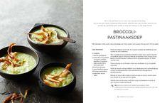 Paleo broccoli pastinaak soep: de perfecte lunch