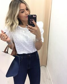 Summer Outfits to Copy Now Fast Fashion, Work Fashion, Fashion Looks, Fashion Outfits, Basic Outfits, Casual Fall Outfits, Spring Outfits, Pretty Outfits, Cute Outfits