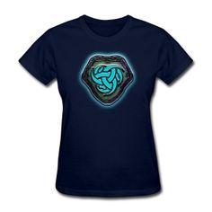Runestone of Blue Energy - Women's T-Shirt