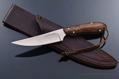 New Zealand Handmade Knives Bird and Trout Knives
