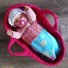 Beddengoed voor in het reiswiegje – made by Mriek Baby Car Seats, Children, Toddlers, Boys, Kids, Children's Comics, Kids Part, Infant Car Seats