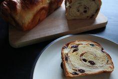 Grandma's Cinnamon Bread  - Cinnamon Raisin Bread from My Pantry Shelf