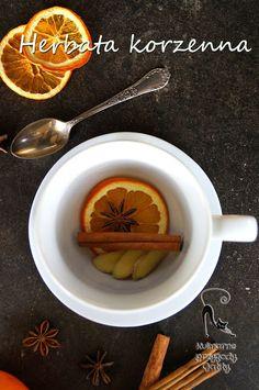 Zimowa herbata korzenna | Kulinarne przygody Gatity - przepisy pełne smaku Tableware, Dinnerware, Tablewares, Dishes, Place Settings