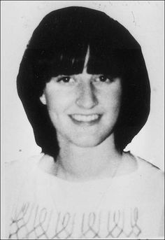 Josephine Whitaker (Age 19) killed on 4 April 1979 by Peter Sutcliffe. Body found at Savile Park, Halifax.