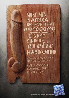 condom (santé sexuelle, sida, fidélité, humour, Afrique, entreprise)