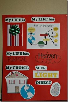 I Will Follow God's Plan For Me - poster visuals...this is more like what I envisioned for teaching this song!