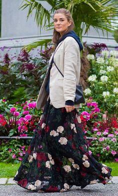 Vem conferir os looks mais estilosos da  Semana de Moda de Estocolmo!