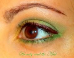 Beauty and the Mist - everything about beauty: Make up look with my new Golden Rose products